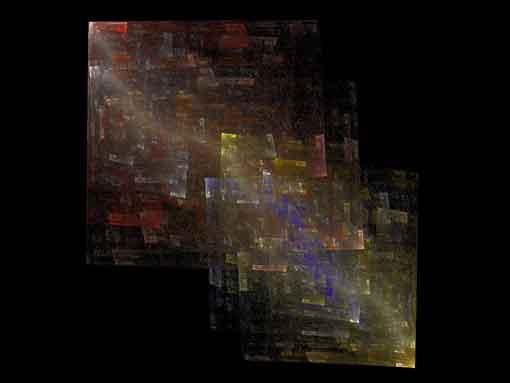 Hacia un ejemplo de texto fractal