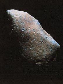 Cascote sideral esferoide